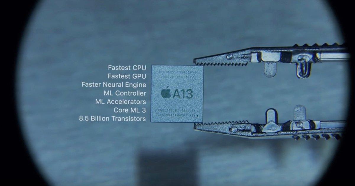 Proceador A13 Bionic