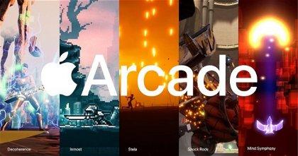Estos son los 5 increíbles juegos que acaban de llegar a Apple Arcade