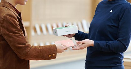 iPhone nuevos por 100 euros: reemplazó 1.000 iPhone falsos en las Apple Store
