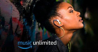 Es la oportunidad de tener Amazon Music Unlimited por menos de lo que imaginas