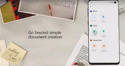 Microsoft unifica Word, PowerPoint y Excel en una sola app para iPhone