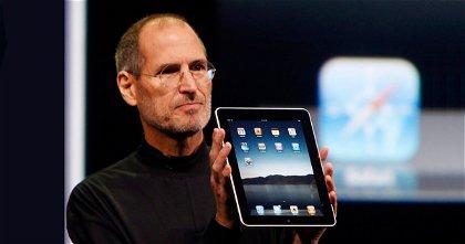 Se cumplen 11 años desde la presentación del iPad a cargo de Steve Jobs