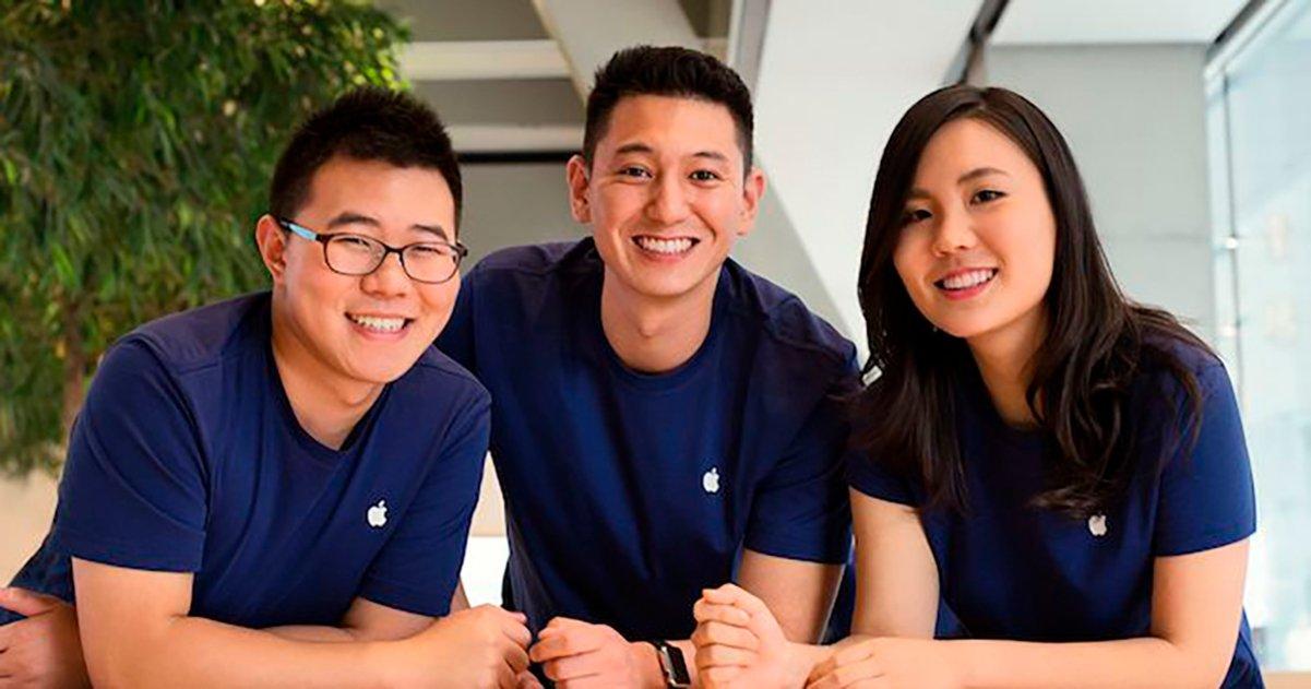 apple-employees genius
