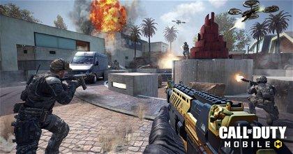 Nuevo mapa y muchas mejoras en la actualización de Call of Duty: mobile
