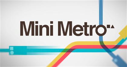 ¡Rápido! Mini Metro está disponible gratis en la App Store y es un juegazo