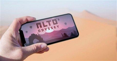 ¡Corre! Alto's Odyssey está gratis en la App Store