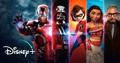Ya tienes Disney+ disponible y todo su extenso catálogo de películas y series