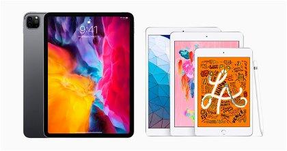 ¿Qué iPad comprar en 2020? Guía de compra dependiendo del tipo de usuario