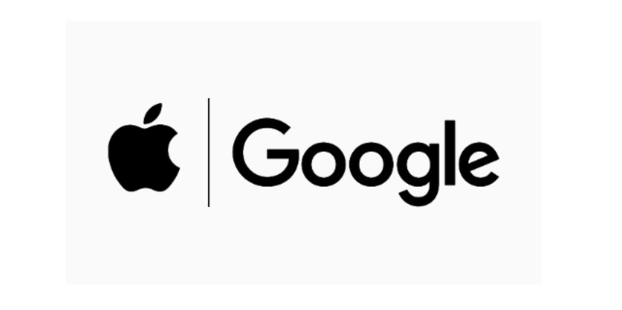 Apple y Google