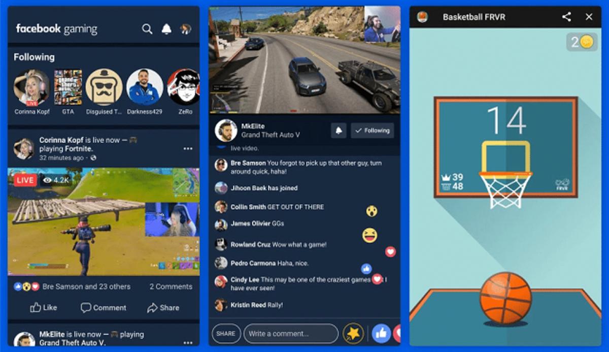 facebook-gaming-app