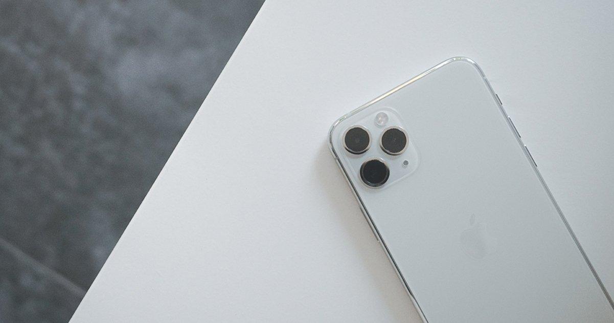 iPhone 11 pro blanco