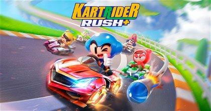 KartRider Rush+, la verdadera competencia de Mario Kart, ya está disponible en la App Store