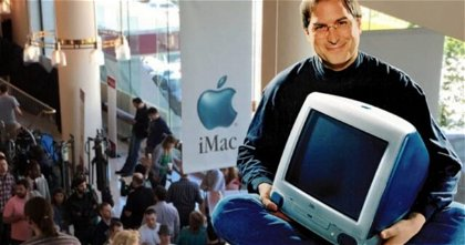 Así mostró Steve Jobs el iMac original hace 22 años