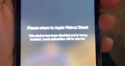 Esta prueba demuestra por qué no vale para nada robar un iPhone de una Apple Store