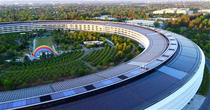 Todos los lugares secretos del Apple Park que pudimos ver en la WWDC20