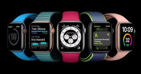 La innovación continúa, a un tic por segundo: watchOS 7 ya está aquí