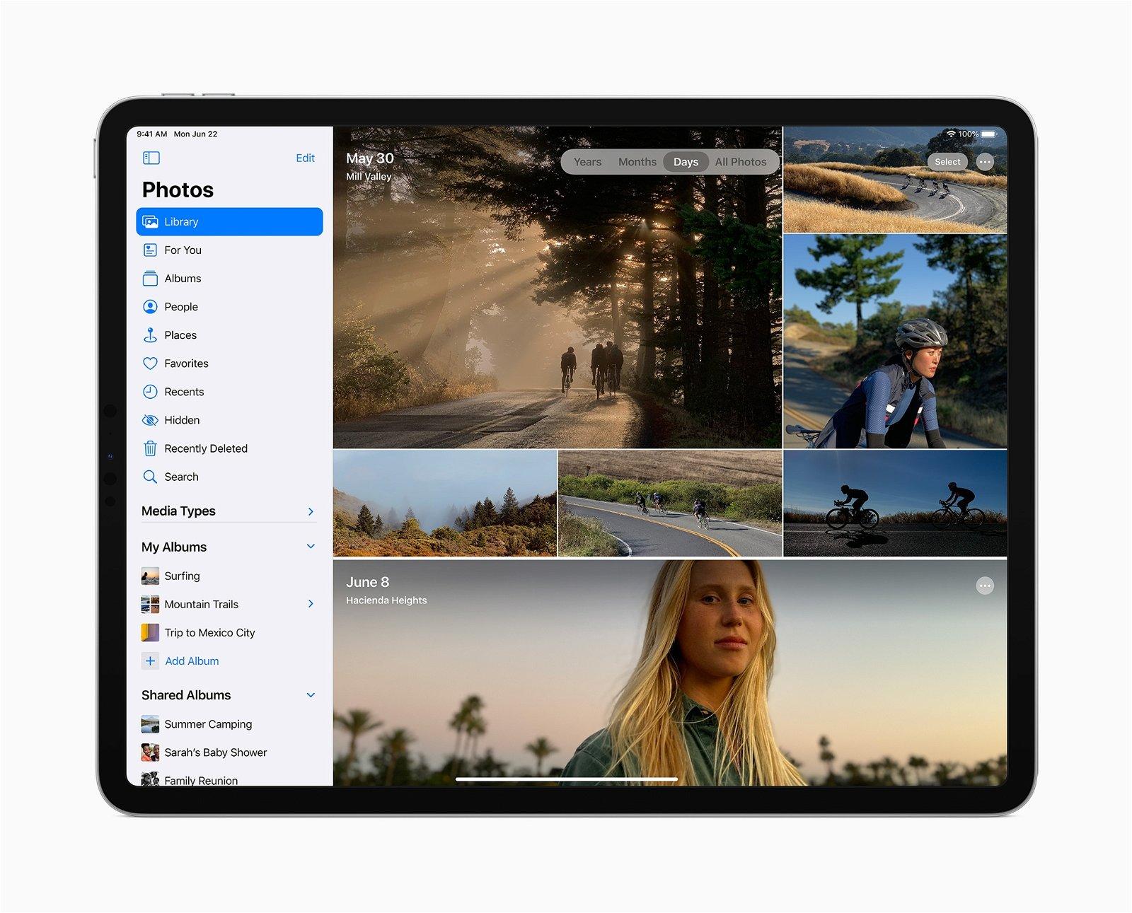fotos iPadOS 14