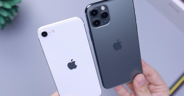 iPhone se iPhone 11 pro