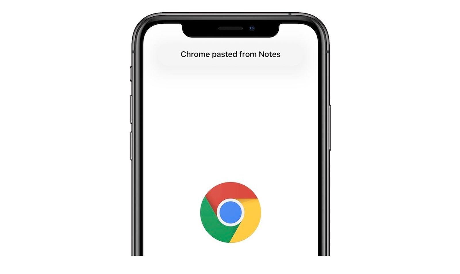 notificacion de privacidad con iOS 14