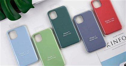 Descubre las mejores fundas de silicona para el iPhone 11