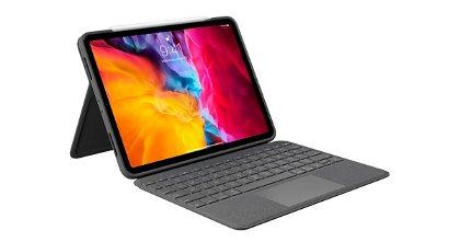 Logitech lanza un teclado con trackpad para el iPad Pro
