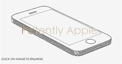 Apple patenta un iPhone con aluminio perforado para una mejor ventilación