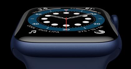 ¡No lo dejes escapar! Ahora puedes hacerte con el Apple Watch Series 6 con 100 euros de descuento