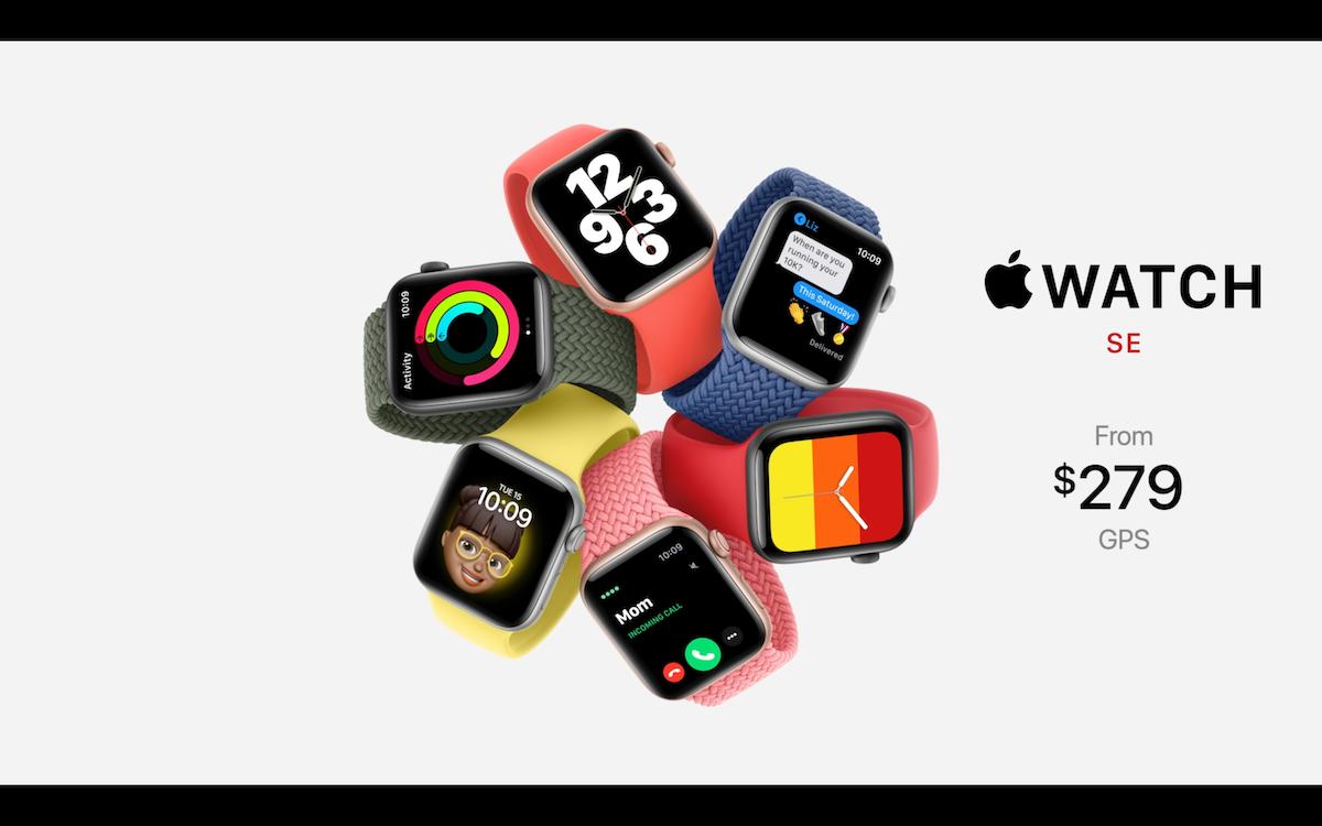 Apple Watch SE precio