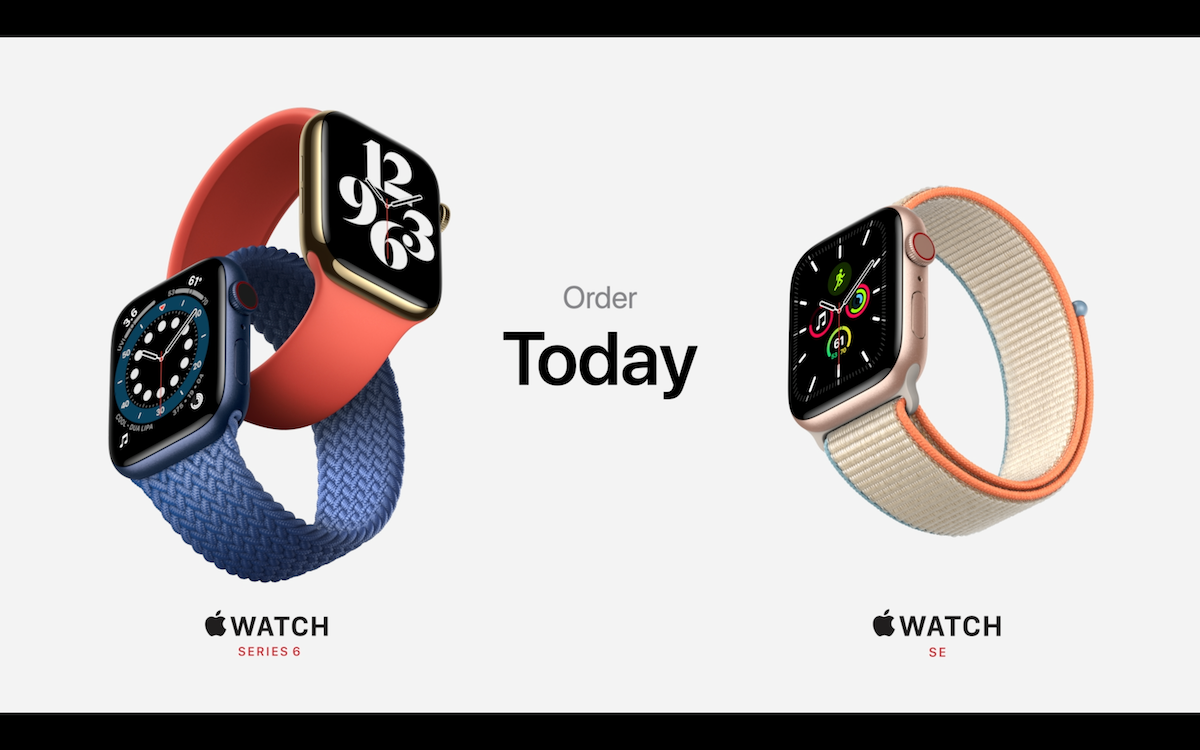 Apple Watch 2020