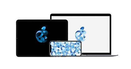 Descarga los fondos de pantalla de la keynote de Apple