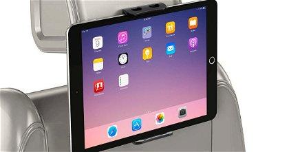 Soportes de iPad para coche seguros y de calidad