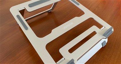Estos son los accesorios imprescindibles que utilizo en mi MacBook: soporte de aluminio
