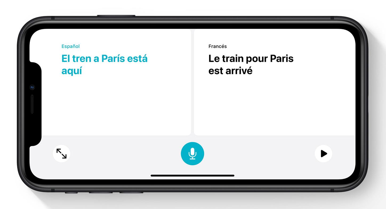 Portada traducir iOS 14