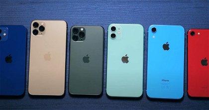 El iPhone 11 Pro supera a los iPhone 12 en duración de batería según este test