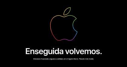 La Apple Store Online cerrada a pocas horas del lanzamiento del iPhone 12