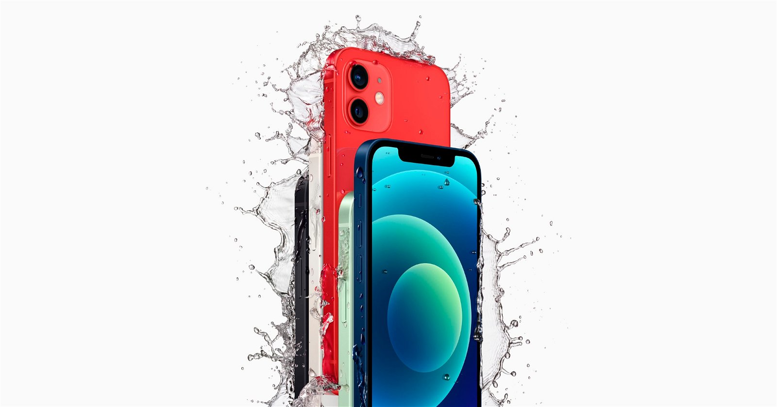 iPhone 12 agua