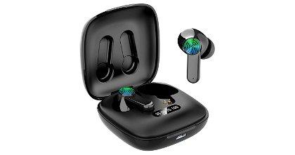 Estos auriculares inalámbricos son geniales y tienen un 75% de descuento