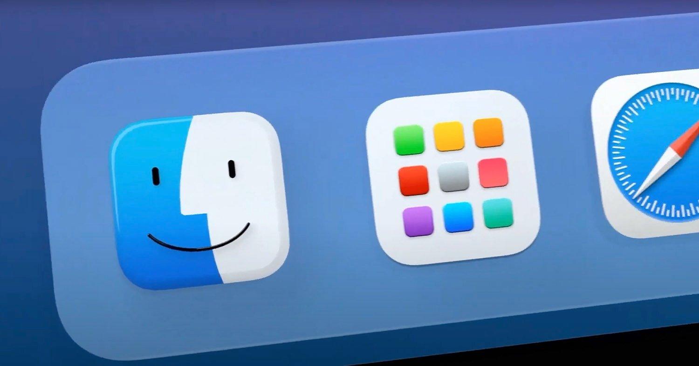 Dock macOS