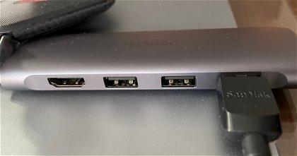 Estos son los accesorios imprescindibles que utilizo en mi MacBook: hub