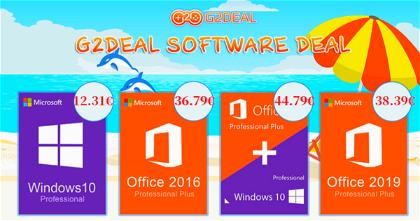 Hazte ya con tu copia de Windows 10 o de Office a precio mínimo