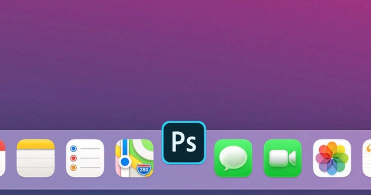 Dock de macOS