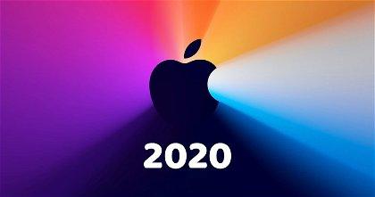 Resumen del año 2020 de Apple, un repaso a un año diferente
