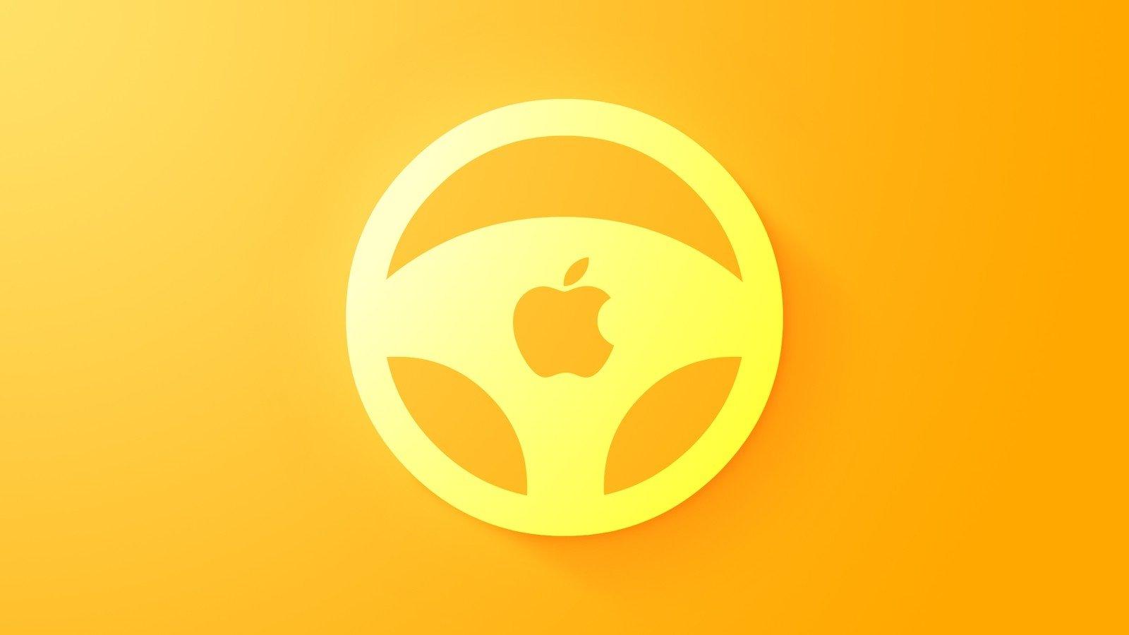icono del Apple Car