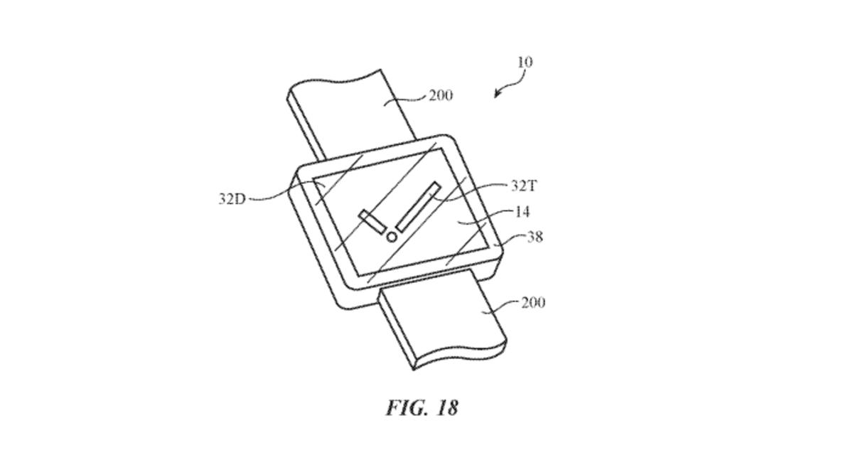 Patente Apple Watch 2020