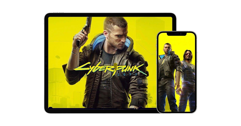 Cyberpunk 2077 en iPhone y iPad