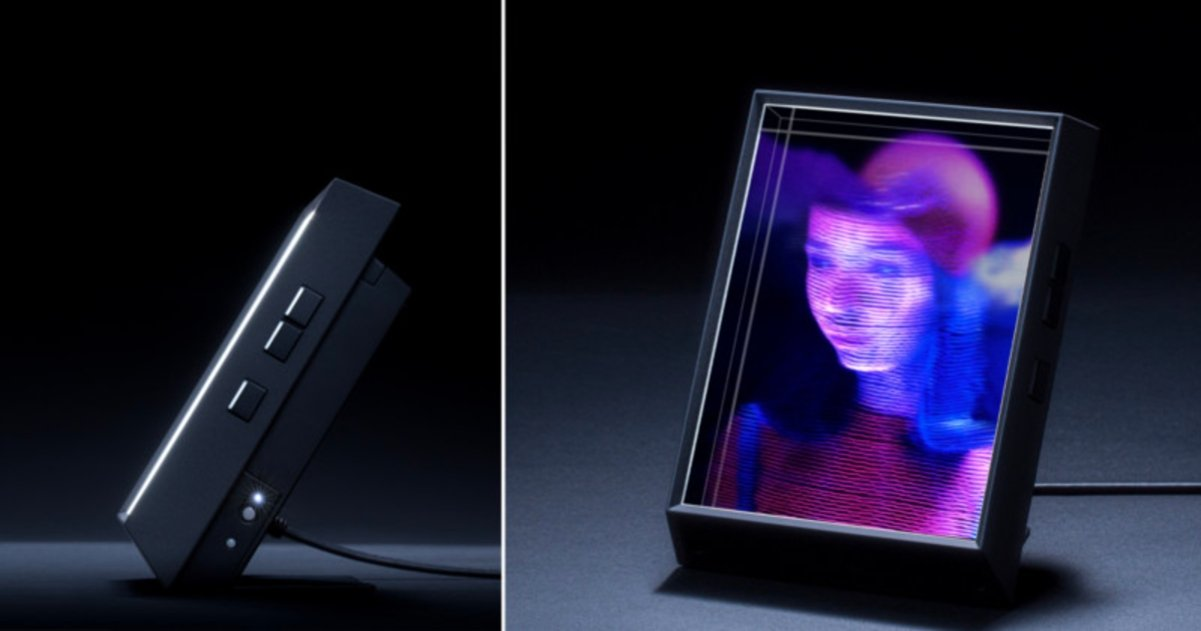Marco de fotos en 3D