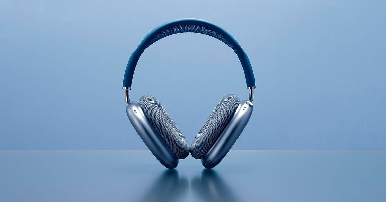 airpods max azul