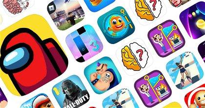 Apple publica los juegos y aplicaciones más descargados del año en la App Store
