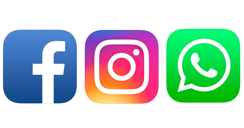 WhatsApp, Instagram y Facebook