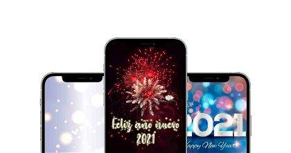 Los mejores fondos de pantalla del año nuevo 2021